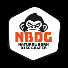 Natural Born Disc Golfer